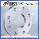 Flange do aço inoxidável de ASTM 316/316L para a maquinaria