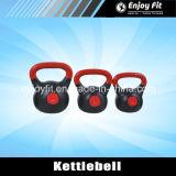 Cemento rivestito Kettlebell del vinile