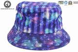 Sombrero al aire libre del compartimiento de la manera del poliester, sombrero del pescador, sombrero de Sun