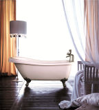 Bañera derecha libre del torbellino del acrílico