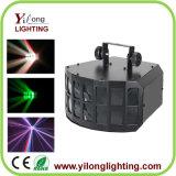 Luz de la etapa del punto 10W RGBW DMX LED para el banquete de boda