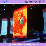 Affitto esterno/dell'interno LED della visualizzazione che fa pubblicità ai comitati (p3.91, p4.81, p5.68, p6.25)