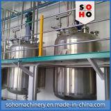 Réacteur adhésif à base d'eau acrylique