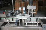 Automatische Plastic het Afdekken van het Flessenvullen Machine