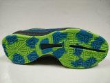 La pousse neuve de rue de mode de 3 couleurs folâtre des chaussures pour les hommes