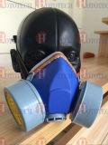 Headform antigaz matériel de masque de gel de Silico