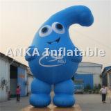 Fumetto blu gonfiabile attraente di Entertainmet
