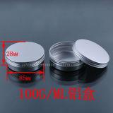 熱い販売! 装飾的なPackingのための100ml Alumium JarかAlumium Containers