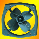Ventilador de ventilación industrial de metal / ventilador eléctrico de servicio pesado