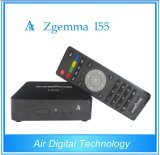 Original Linux OS Enigma2 IPTV Streaming Box Zgemma I55 High CPU Dual Core USB WiFi Player
