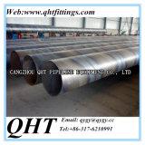 API 5L Grado X42 SSAW Tubería de acero al carbono