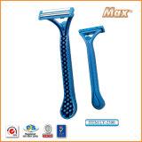 Lámina gemela de la alta calidad buena vendiendo la maquinilla de afeitar disponible (LY-2300)