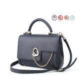 Nuova signora di lusso Handbag (Whd1605-17) del cuoio genuino di arrivo