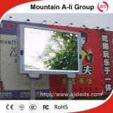 El panel a todo color al aire libre del consumo de energía baja P16 LED