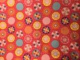 Impresión recta impresa de la franela del algodón del 100% para la ropa