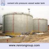 Tanque de água T-37 da embarcação de pressão do equipamento do silo do cimento