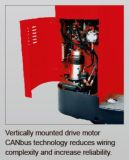 Штабелеукладчик достигаемости 1.5 тонн электрический (CQDH15C)