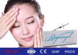Remplissage cutané d'acide hyaluronique avec des certificats de la CE, remplissage injectable réticulé d'utilisation de face