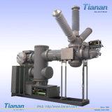 Het Geïsoleerdei Mechanisme van de hoogspanning 126kv GIS Gas (zfw-126/t2500-40)