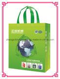 Sac stratifié par sac d'Eco faisant le tissu non tissé de machine (Zx-Lt400)