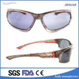 Gafas de sol polarizadas Frogskins cómodas del espejo del diseñador de la marca de fábrica