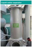 Piel industrial que arropa la máquina de la limpieza en seco