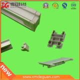 Chapeau-Fin en plastique personnalisée de plastique de dispositif de couverture de bâti en aluminium solaire