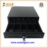 Grande caisse enregistreuse manuelle / tiroir / boîte tiroir à caisse lourd pour périphériques de point de vente
