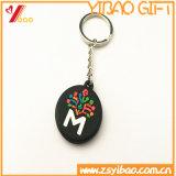 個人的なロゴ(YB-PK-42)のカスタム祝祭のギフトPVC Keychain