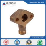 Carcaça precisa do cobre do metal da liga da fundição de aço para as peças da máquina