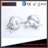 Pista aislada refractaria de plata del termocople de la alta calidad