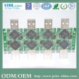 USB駆動機構のためのOEMシンセンEXWの価格USB PCBA