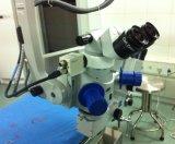 O divisor de feixe com Cs-Monta o adaptador video para o microscópio do funcionamento