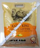 Arena de la litera de gato del queso de soja - el agrupar y control del olor