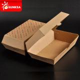 ペーパー食品包装ボックスは熱い食糧を取り除く