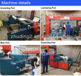 Máquina adesiva da laminação do derretimento quente