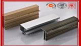Profili di alluminio/profilo della polvere ed anodizzata del rivestimento per la finestra ed il portello