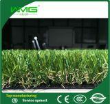 tappeto erboso artificiale di 30mm/erba sintetica/erba di abbellimento