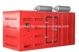gruppo elettrogeno diesel insonorizzato di 625kVA Doosan