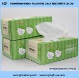 使い捨て可能な綿の顔のナプキンFe013