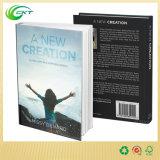 Impresión barata del libro de Hardcover A5/A4 de la alta calidad que graba