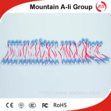 Montaña a-Li Red Perforation LED Light