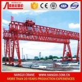 Saleのための頑丈な20ton Grab Gantry Crane Manufacture