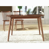 Cafe (HW-068T)를 위한 형식 Wooden Dining Table