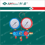Aluminiumverteilerleitung eingestellt/Abkühlung-Anzeigeinstrument eingestellt/Druckanzeiger-/Abkühlung-Hilfsmittel