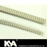 マットレスの作成のためのM66シリーズ釘クリップ