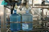 máquina de rellenar del agua mineral del barril 5gallon