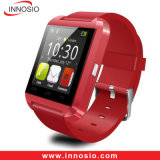 卸し売りU8 2015安く人間の特徴をもつ適性の電話Bluetoothのスマートな腕時計