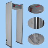 Ökonomischer Hotel-Sicherheitssystem-Weg durch Metalldetektor-Gatter