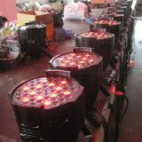 PAR puede 54X3w RGB LED Iluminación escénica